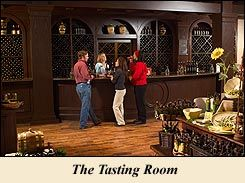 Childress Vineyards in Lexington was recognized by Wine Enthusiast magazine for having one of the Top 25 Tasting Rooms in America.