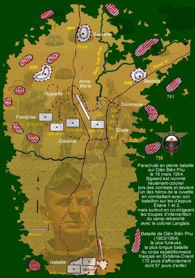 Dien Bien Phu Vietnam Map.Dien Bien Phu Battle Pin By Paolo Marzioli Vietnam War Soldados