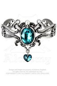 Gothic schmuck  Alchemy Gothic - Armreif - The Dogaressas Last Love | Schmuck ...