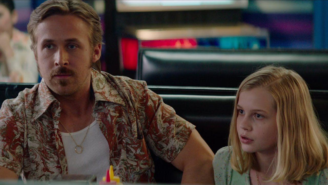 The Nice Guys starring Ryan Gosling & Russell Crowe