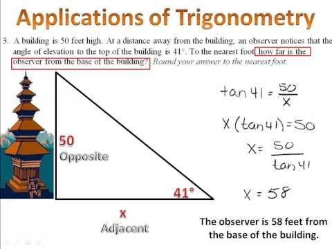 trigonometry applications youtube tcec honors math 2 trigonometry mathematics math 2. Black Bedroom Furniture Sets. Home Design Ideas