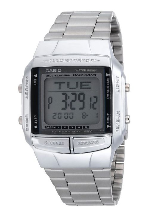 c54fd834c82 Shop Casio Mens DB360-1AV Digital Databank Watch online at lowest price in india  and purchase various collections of Casual Watches in Casio brand at ...