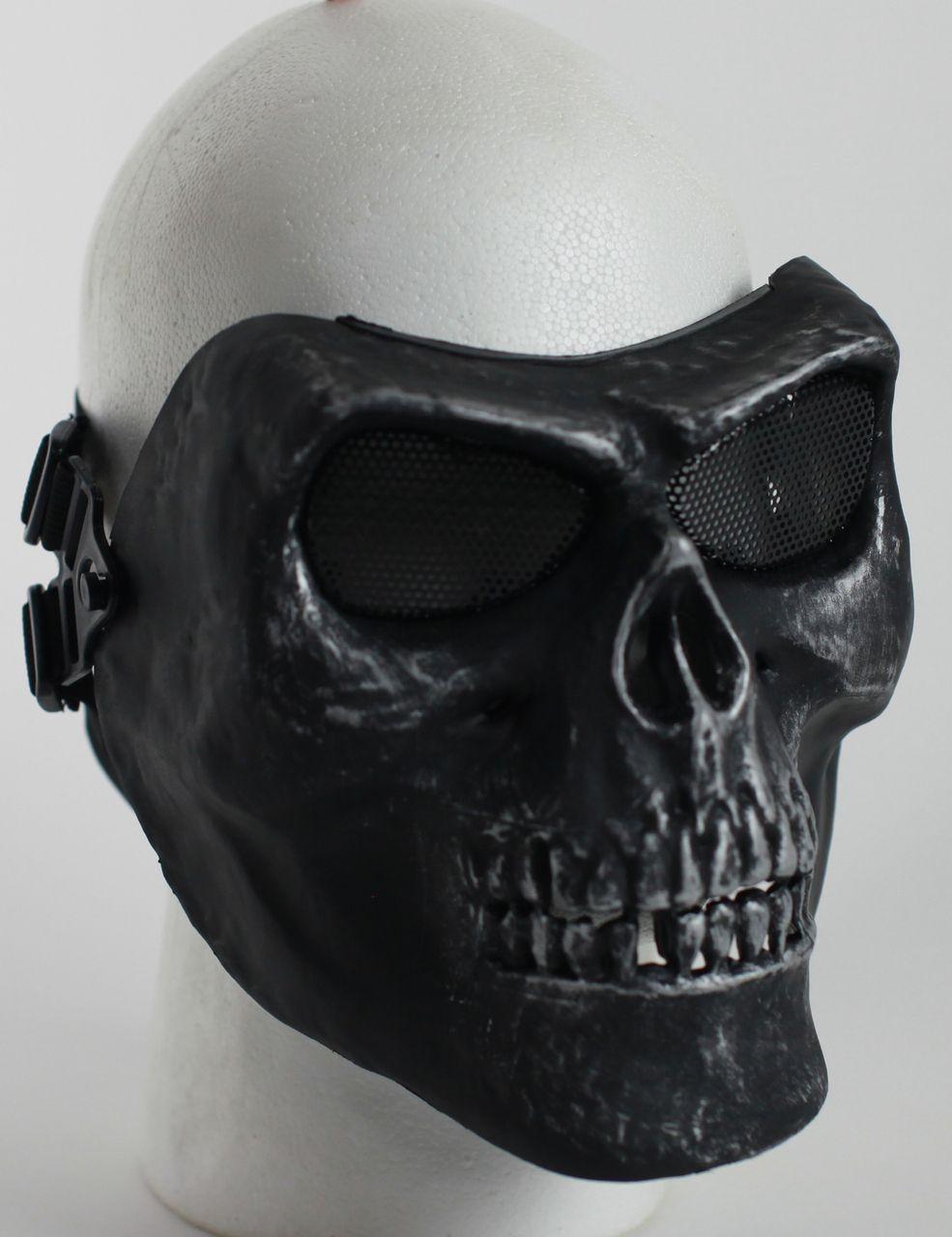 23856dd6 Hard Full Skull Mask. Hard Full Skull Mask Biker Mask, Neoprene Face ...