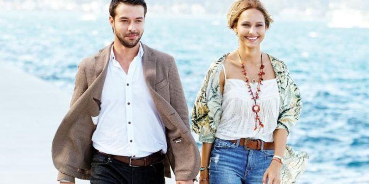Un Cambio Importante En La Serie De Television Maria And Mustafa Serie De Television Actores Series