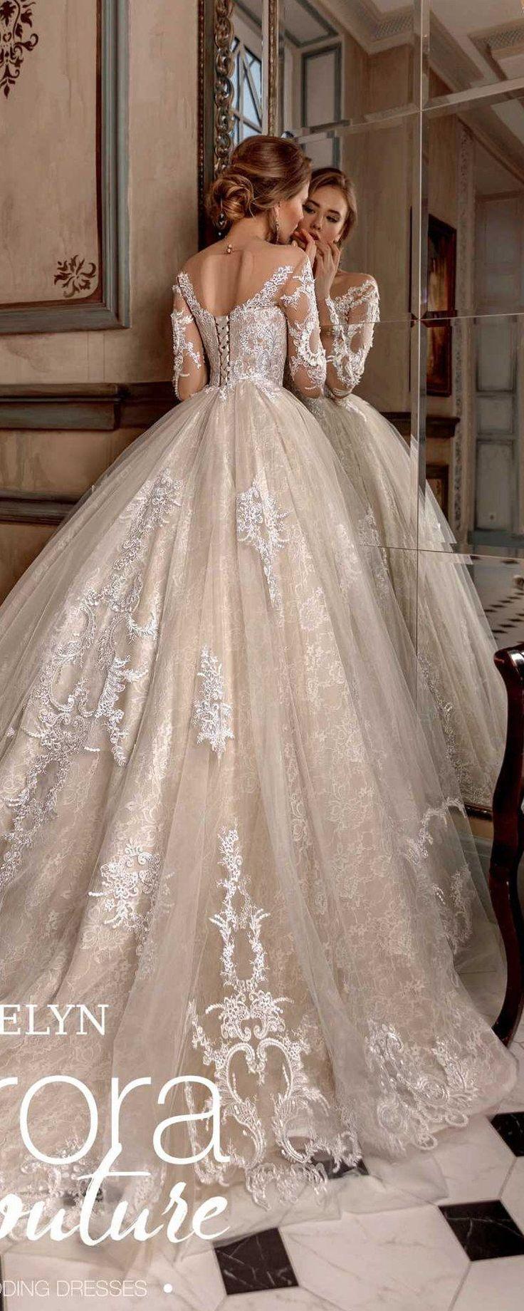 Ballkleid, Hochzeitskleid, EVELYN, Brautkleider, Brautkleid