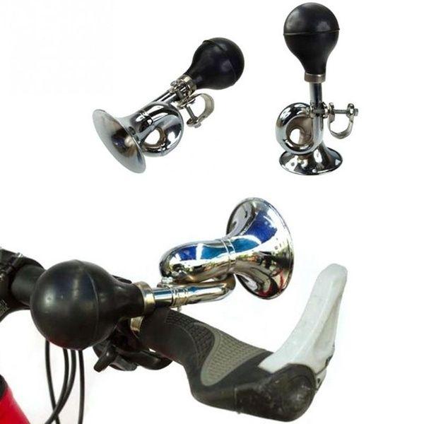 Loud Snail Trumpet Shape Bicycle Hooter Bike Bells Bicycle Alarm Bike Air Horn