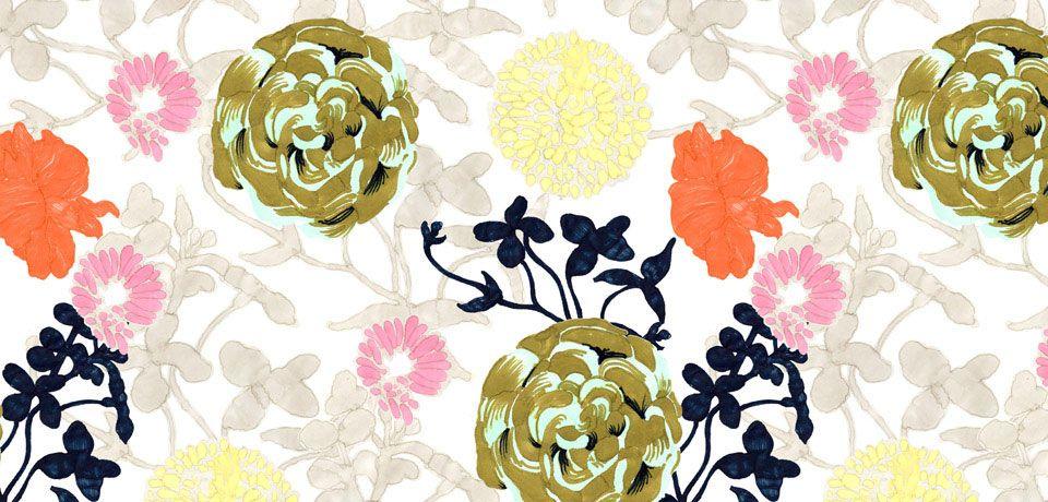 Lola San Roman | Pattern design