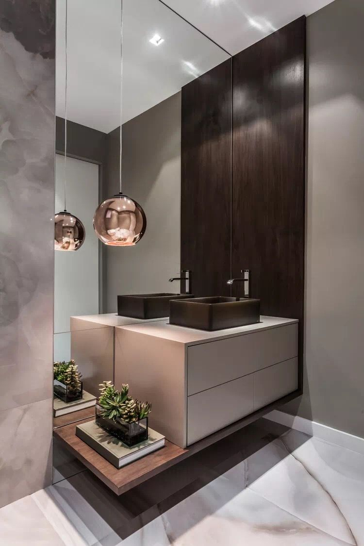 clean crisp contemporary tendler bathroom pinterest. Black Bedroom Furniture Sets. Home Design Ideas
