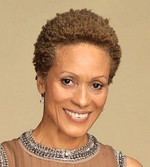 Natural African American Hairstyles Older African American Women Hairstyle With Natural Cropthe