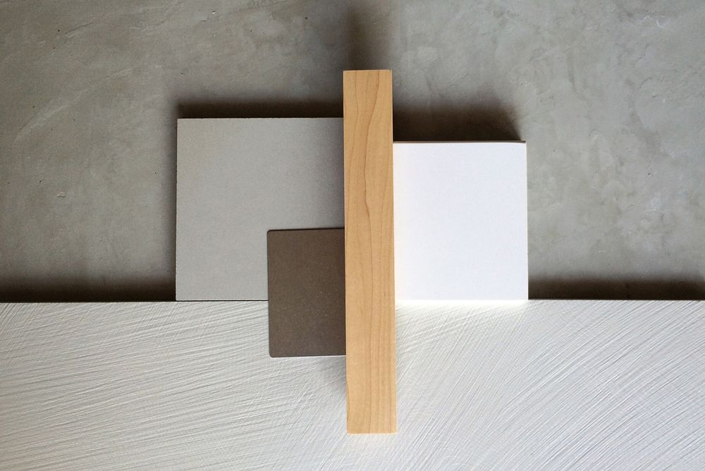 5 Modern Material Palettes Modern Materials Concrete Color