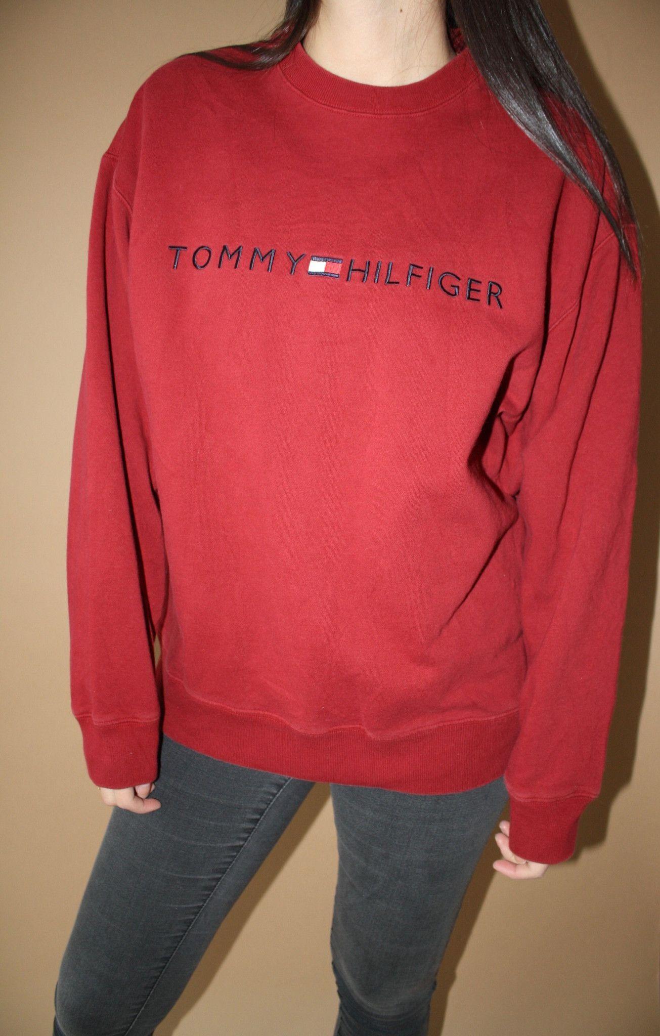 Tommy Hilfiger Crewneck Men S Tommy Hilfiger Sweatshirt Tommy Hilfiger Fashion Tommy Hilfiger [ 2048 x 1305 Pixel ]