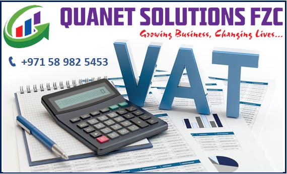 Importance Of Vat In The Uae Dubai Financial Management Online Organization