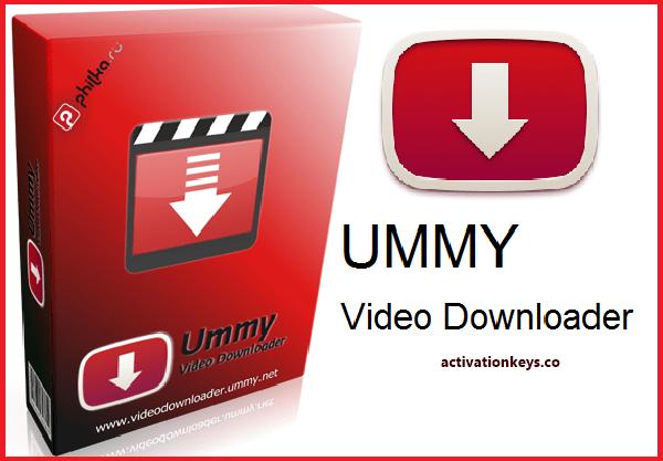 ummy video downloader 1.10.3.1 crack with keygen