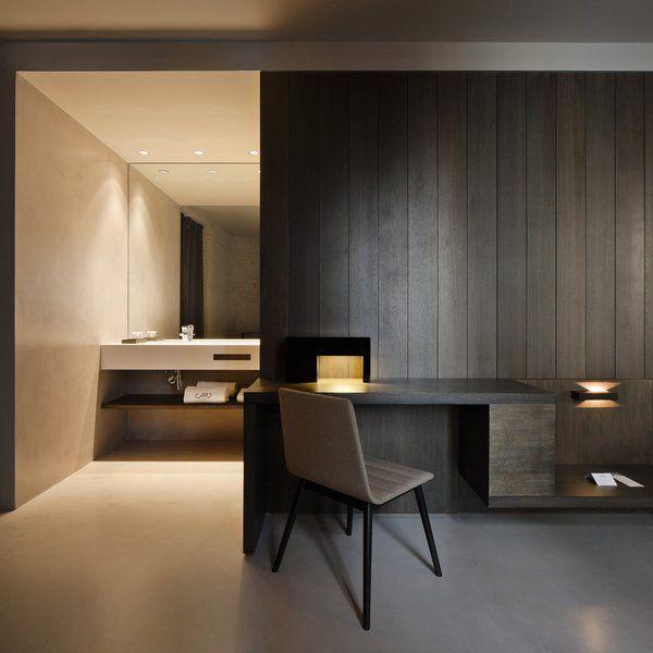 Hotel Bedroom Interior Design: Best 25+ Wood Interior Design Ideas On Pinterest