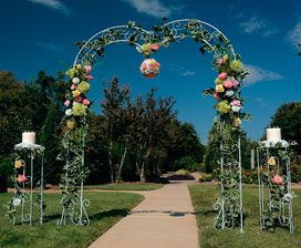 Wedding Arches For Rent.Only 40 At Hobby Lobby To Rent Such A Great Idea Wedding