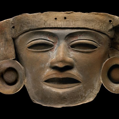 ancient mask civilization Inca Native American History