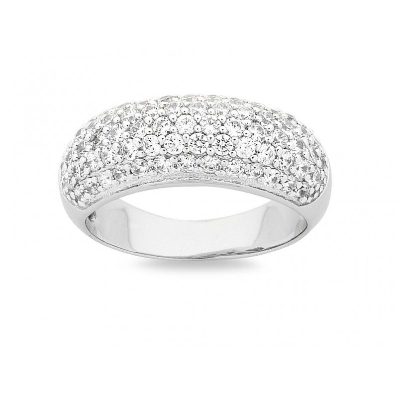 e481e2afb8813 Sterling Silver Swarovski Ring. This is the exact ring my ex ...