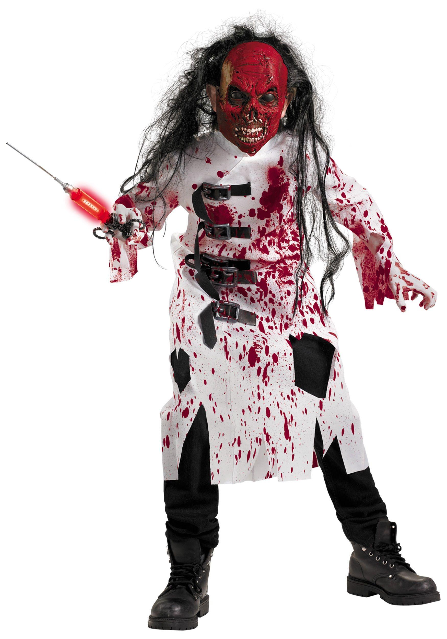 Kids Doctor Dementia Costume  sc 1 st  Pinterest & Kids Doctor Dementia Costume | ??????? ????????? | Pinterest ...