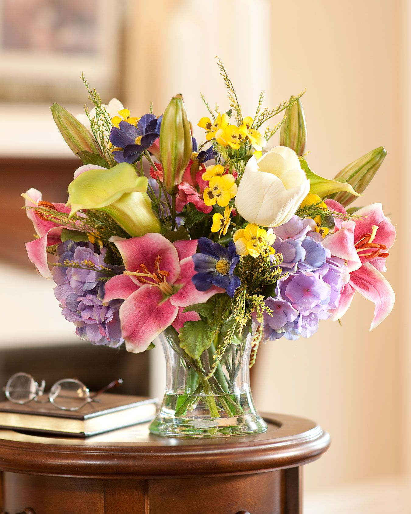 Decorate The House With Artificial Flowers For Your Home Inspiration