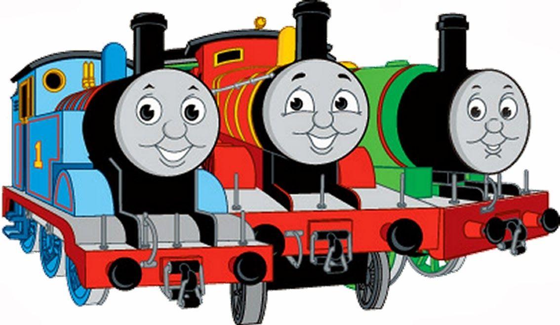 Tren-Tomás-110.jpg (1134×658) | Cumple de Thomas y sus amigos ...