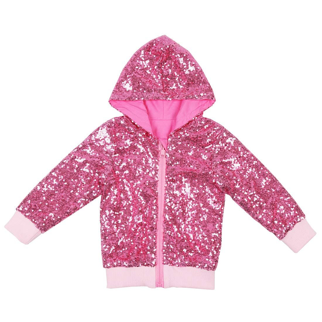 HZYBABY Toddler Baby Girls Boys Winter Warm Down Vests Jackets Kids Lightweight Puffer Coat