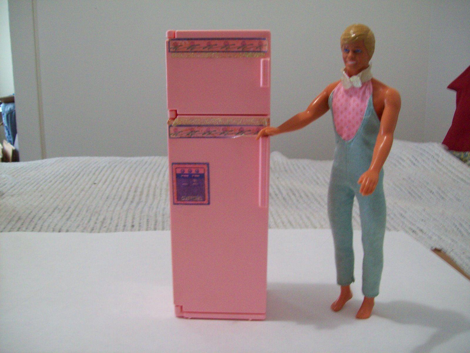 Barbie Sweet Roses Refrigerator, 1987 | Barbie | Pinterest ...