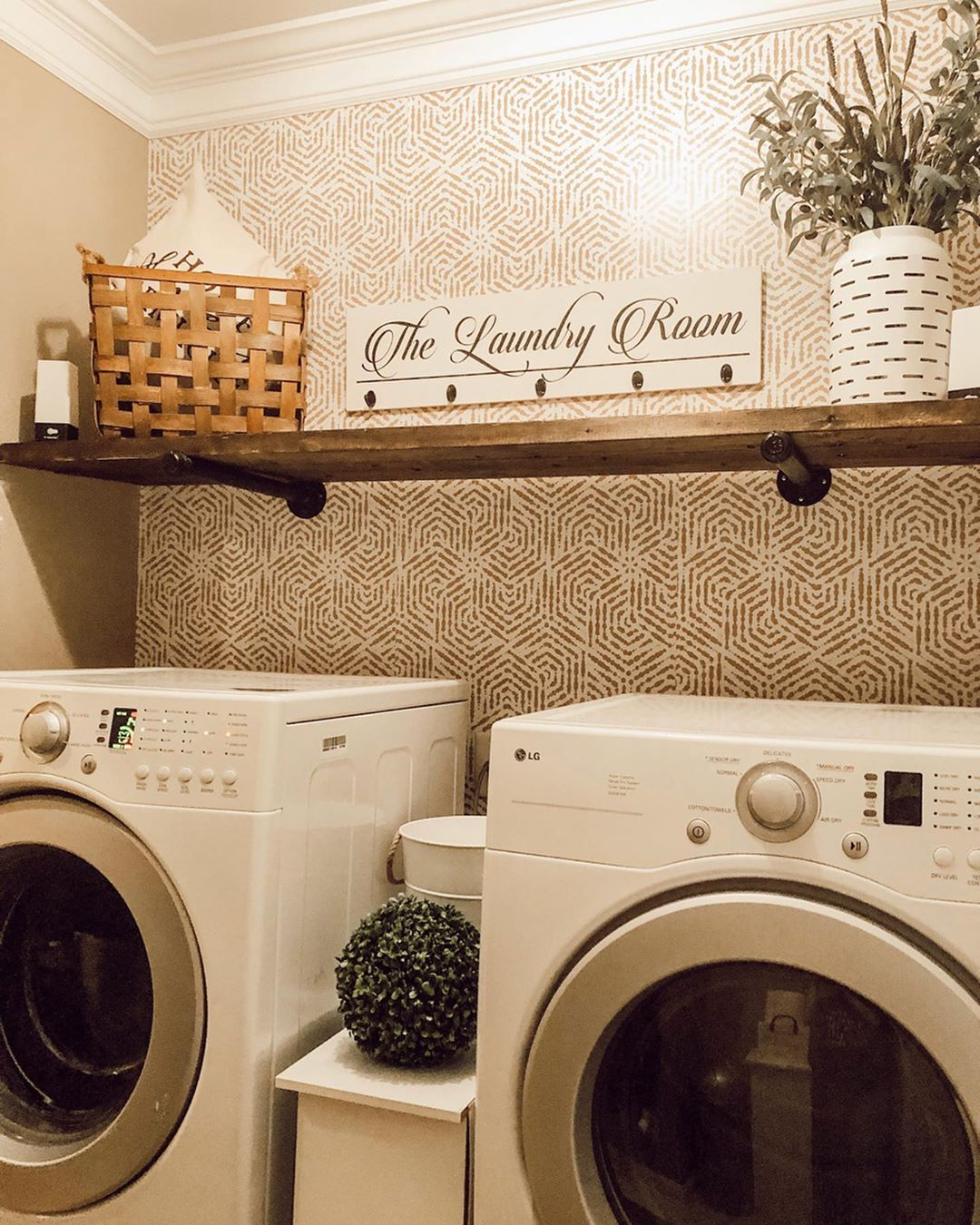 Dallas Winston Wallpaper Laundry Room Wallpaper Laundry Room