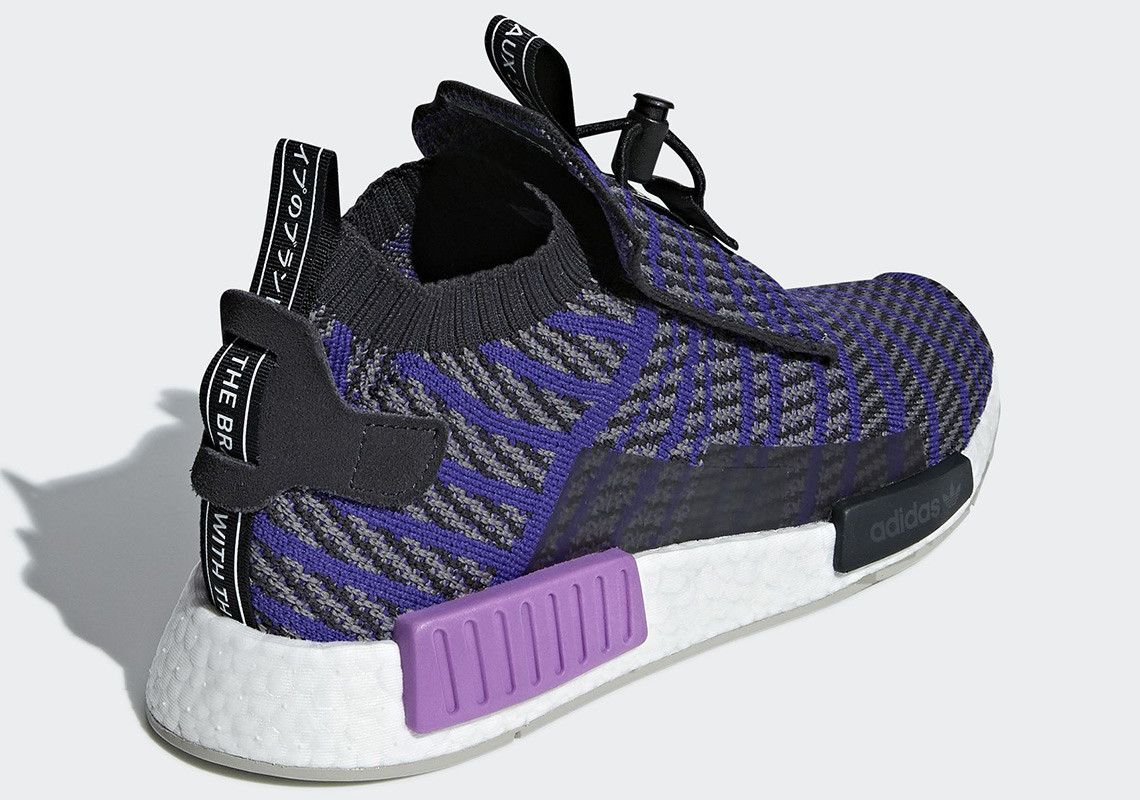 bbb471357db The adidas NMD TS1 Is Coming Soon In New Purple And Grey Colorway ...