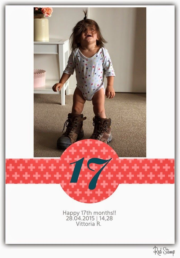 The sweet world of iAiA : HAPPY 17th MONTH!!