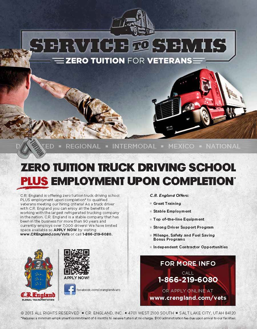 Check out this great opportunity for Veterans and
