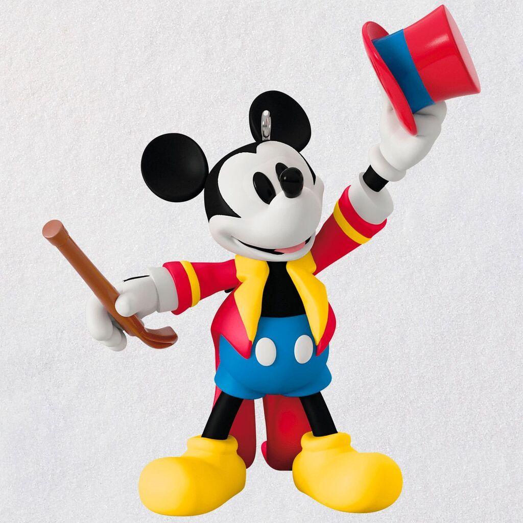 Circus Mickey Mickey Movie Disney Christmas Ornaments Disney Christmas