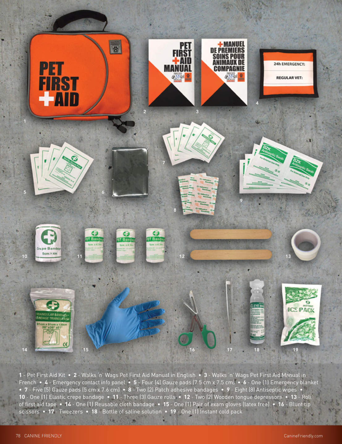 Pin by RC Pets on 2018 Catalogue Catalog, First aid kit