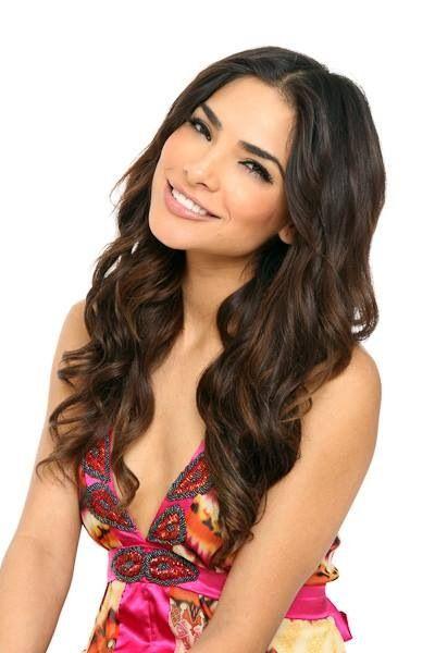Nuestra Belleza Latina image by Letty Su   Alejandra ...  Alejandra Espinoza Short Hair
