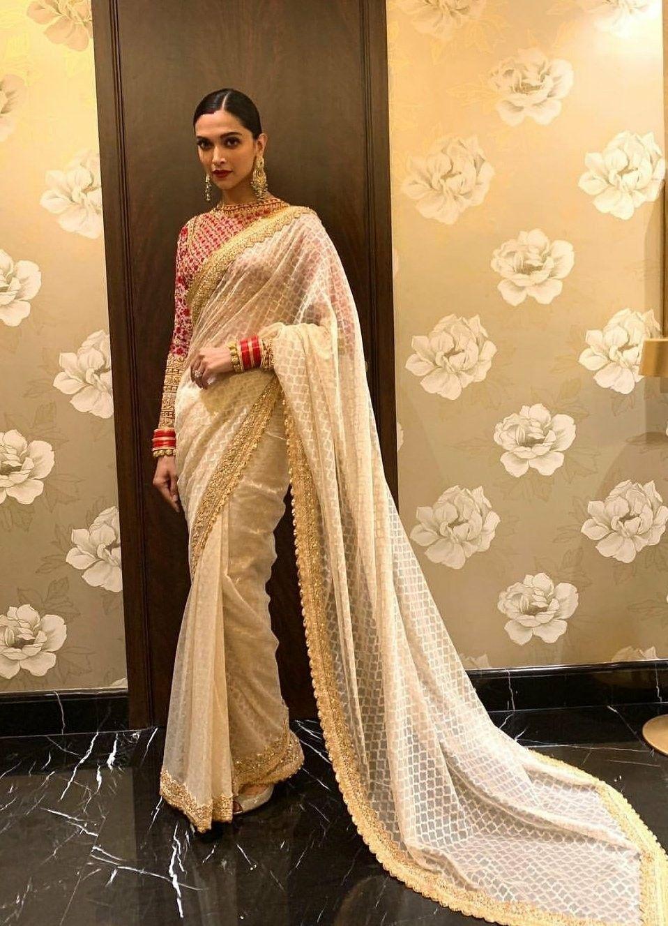 Deepika Padukone | Indian wedding outfits, Deepika ...