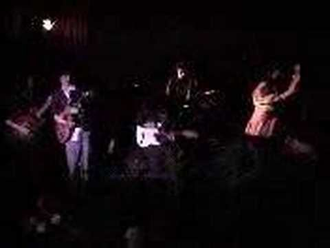 Early gig at Arlene Grocery - Fab performance esp the jig Jules does ( High )