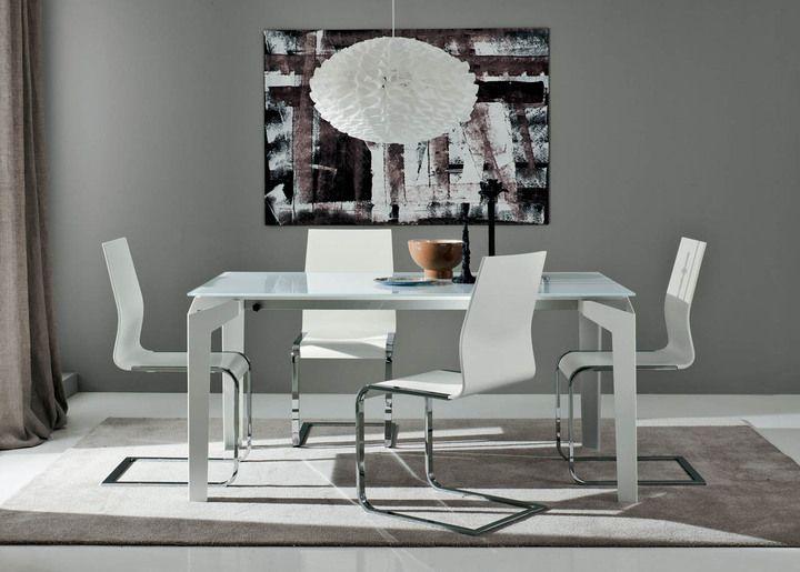Modern asztal Roberto www.montegrappamoblili.hu Home