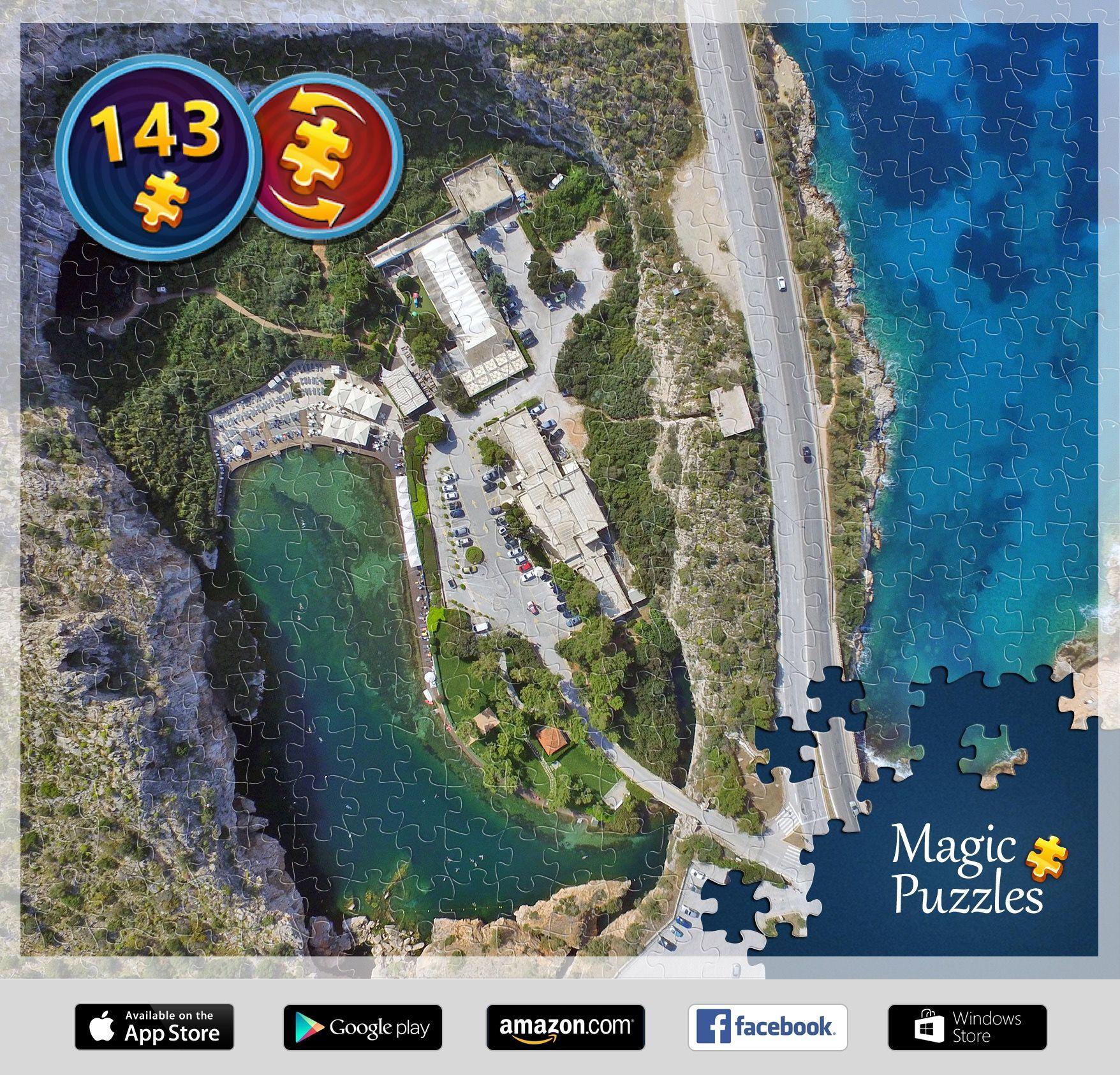 Ich habe gerade dieses Puzzle bei Magic Jigsaw Puzzles für iPad gelöst. Probiere es auch!