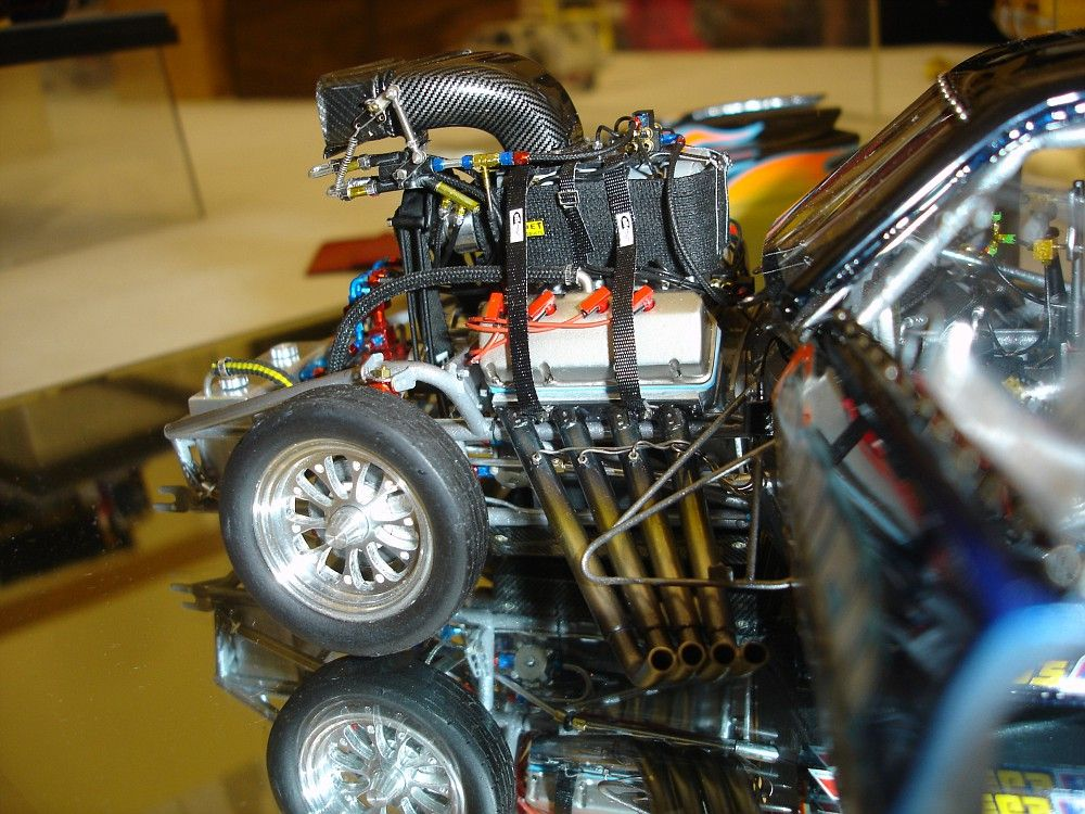 Photo by Gary Kolchock Southern Nationals 2014 Engine