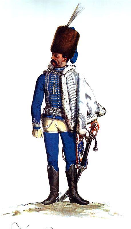 Prussian Husaren-Regiment von Puttkamer No 4