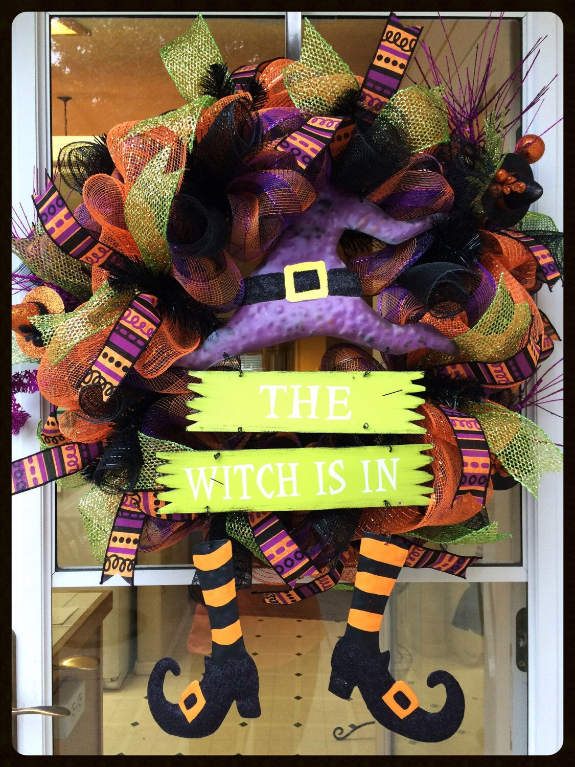 A personal favorite from my Etsy shop   wwwetsy/listing - Whimsical Halloween Decorations