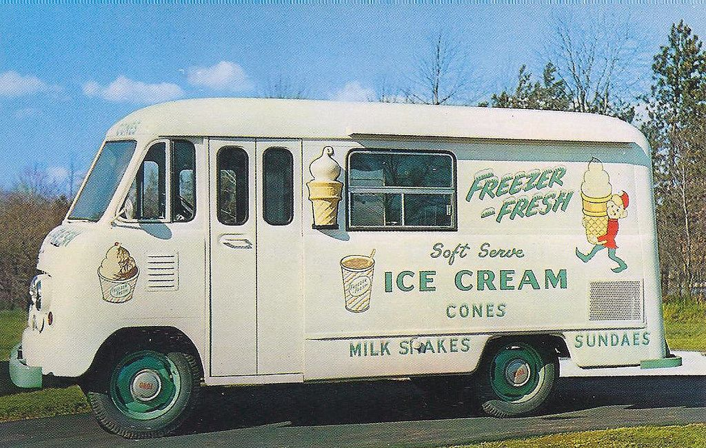 The Ice Cream Truck Always Played A Tune For A Nickel You Could