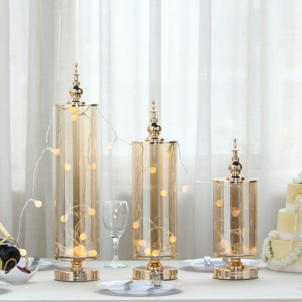 We All Want Our Wedding Celebration To Be Unique And Special With Our Beautiful Centerpieces And App Standing Candle Holders Table Centerpieces Candle Holders