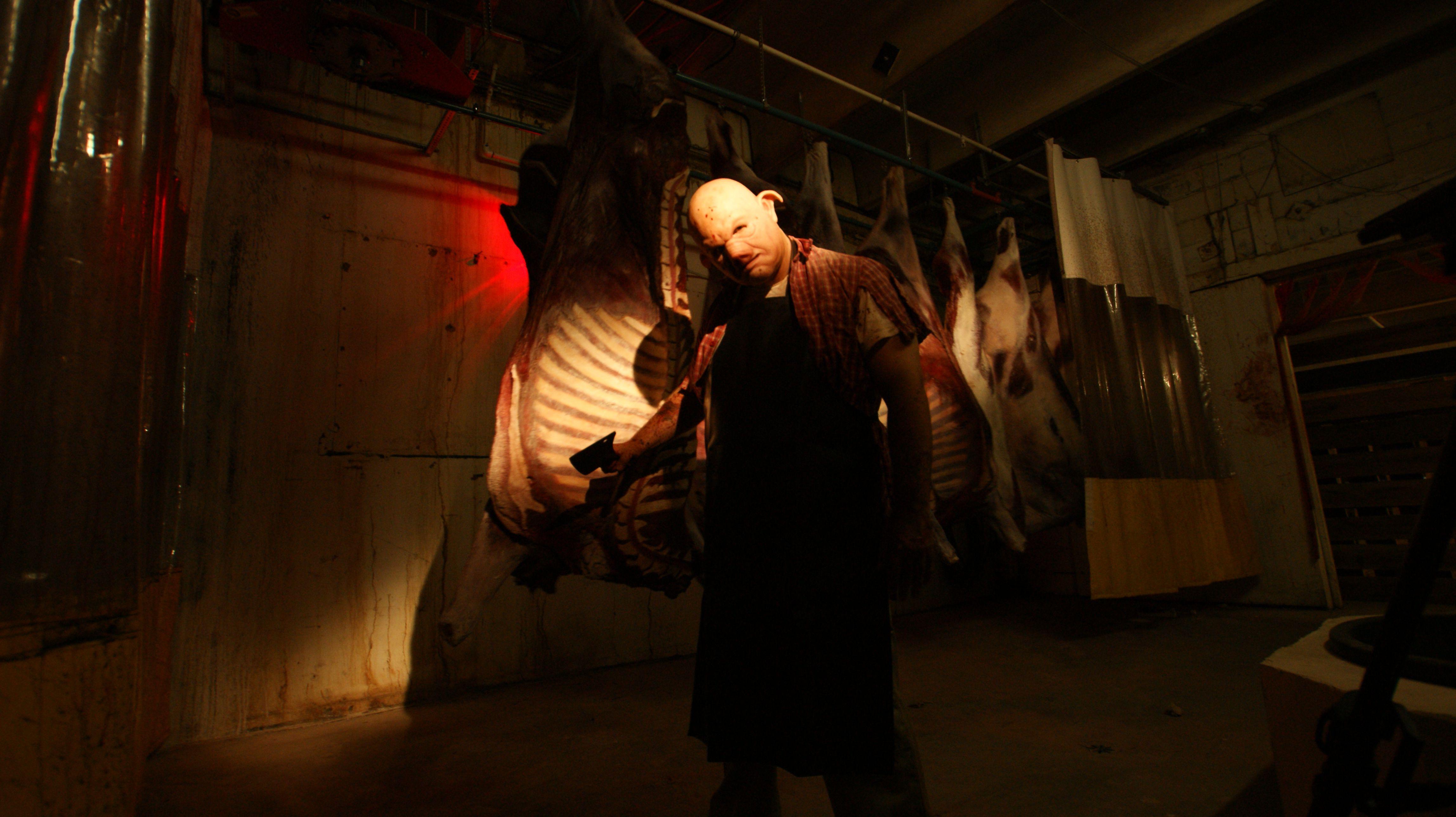 America haunts member the 13th gate in baton rouge la for 13 door haunted house
