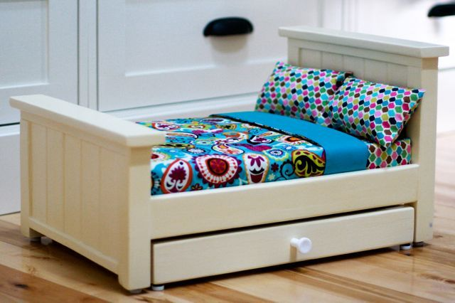 Farmhouse Doll Beds Do It Yourself Home Projects From