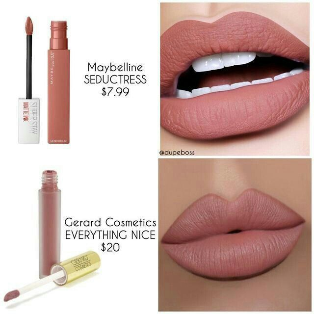 Maybelline in Seductress #MakeupDupes – #Drugstore #MakeupDupes #Maybelline #Sed … – 3. Beauty