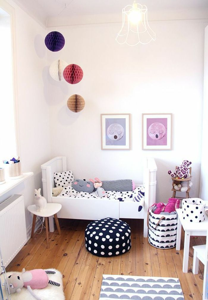 Babyzimmer Ideen Gestalten Sie ein gemütliches und kindersicheres - kinderzimmer kreativ gestalten ideen