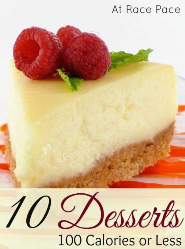 10 Desserts Under 100 Calories