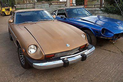 Datsun Rhd Lhd Package Samuri Project Barn Find Classic Z Car
