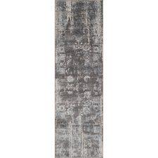 Hoagland Charcoal Area Rug