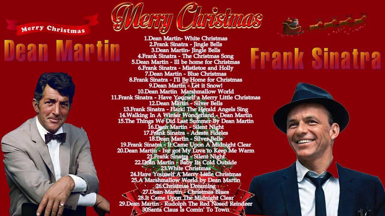 Dean Martin,Frank Sinatra Christmas Hits Best Christmas